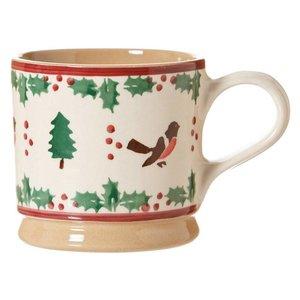 Nicholas Mosse Nicholas Mosse Winter Robin Large Mug