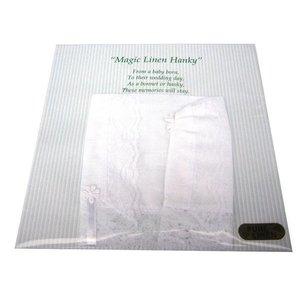 "McCaw Allan McCaw Allan Handkerchiefs - ""Magic Linen Hanky"""