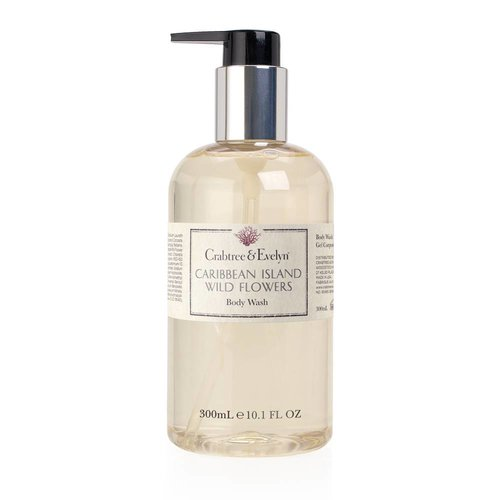 Crabtree & Evelyn C&E Caribbean Island Wild Flowers Body Wash