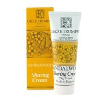 Shaving Cream Tube - Sandalwood