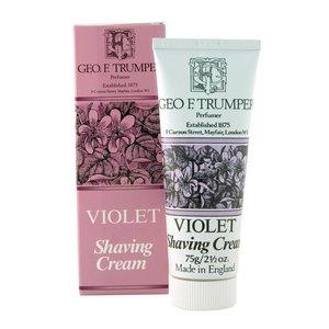 Geo F. Trumper Geo F. Trumper Shaving Cream Tube - Violet