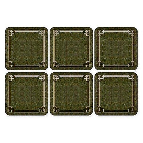 Pimpernel Pimpernel Shagreen Coasters