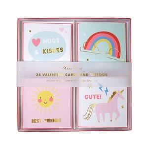 Meri Meri Meri Meri Valentine's Day Cards - Best Friends