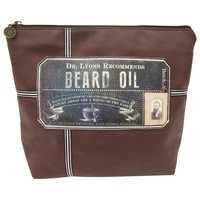 Apothecary Beard Wash Bag