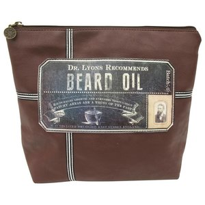 Disaster Designs Apothecary Beard Wash Bag