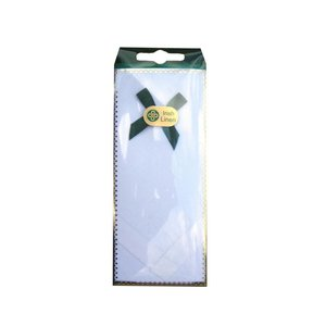 McCaw Allan McCaw Allan Irish Linen Handkerchief - Style 1