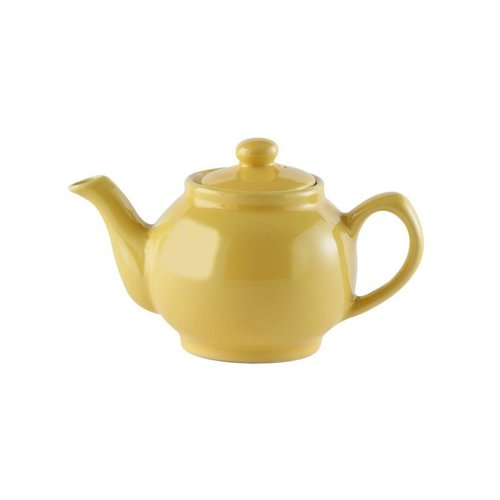 Price & Kensington Price & Kensington Bright Yellow 2 Cup Teapot