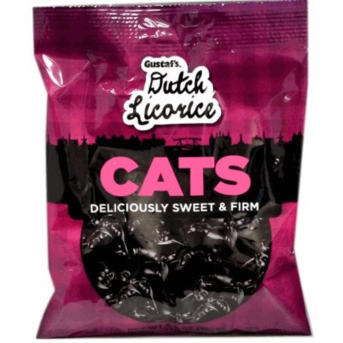 Gustaf Licorice Cats