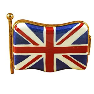limoges Limoges Union Jack Box