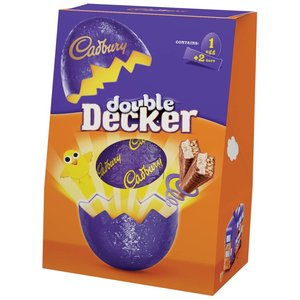 Cadbury Cadbury Double Decker Large Egg