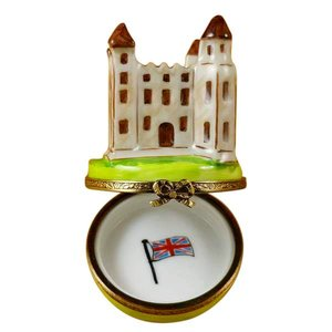 Limoges Tower of London Box