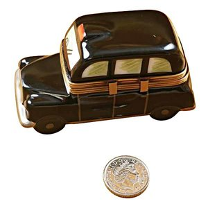 limoges Limoges Black Taxi Box