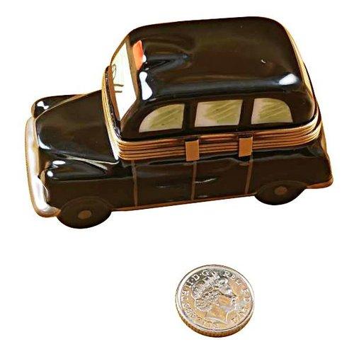 limoges Limoges Black Taxi Box