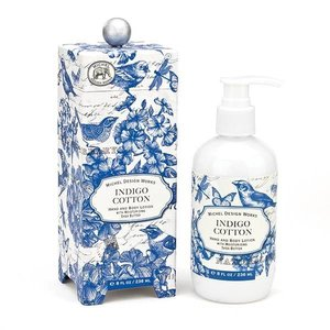 Michel Design Works Michel Indigo Cotton Hand And Body Lotion