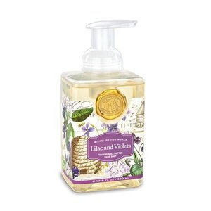 Michel Design Works Lilac And Violets Foaming Hand Soap