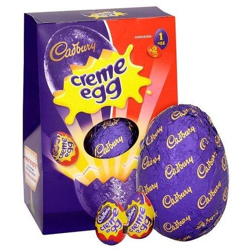 Cadbury Cadbury Creme Egg Large Egg
