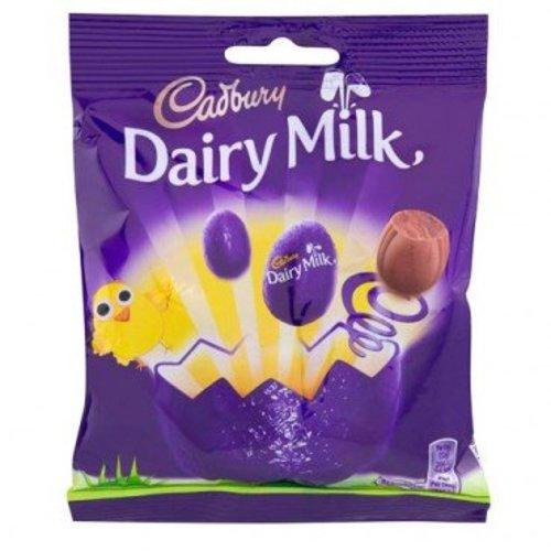 Dairy Milk Mini Egg Bag