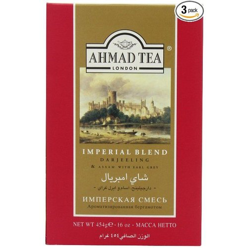 Ahmad Tea Ahmad Imperial Blend Loose Tea 454g