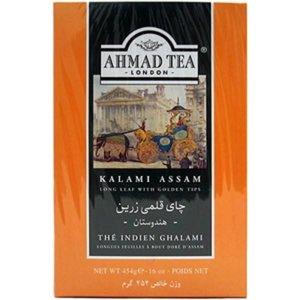 Ahmad Tea Ahmad Kalami Assam Blend Loose Tea
