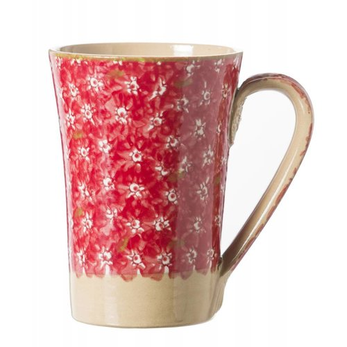 Nicholas Mosse Nicholas Mosse Red Lawn Mug Tall