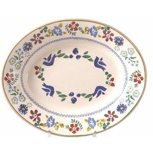 Nicholas Mosse Nicholas Mosse 40th Anniversary Small Oval Dish