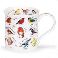 Bute Birdlife Garden Birds Mug