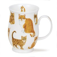 Dunoon Suffolk Cats Ginger Mug