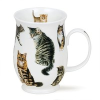 Dunoon Suffolk Cats Tabby Mug