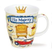 Nevis His Majesty Mug
