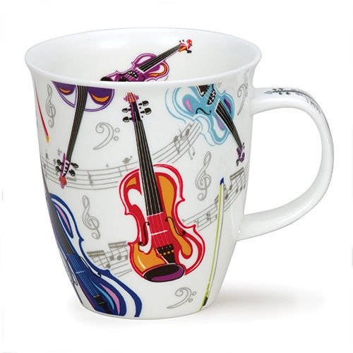 Dunoon Dunoon Nevis Tempo Violin Mug
