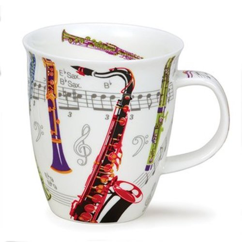 Dunoon Dunoon Nevis Tempo Saxophone Mug