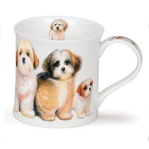Dunoon Wessex Designer Dogs Shih Tzu Mug