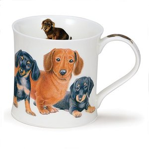 Dunoon Dunoon Wessex Designer Dogs Dachshunds Mug