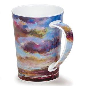 Dunoon Dunoon Argyll Drift On By Light Blue Mug