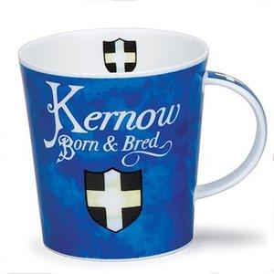 Dunoon Lomond Born & Bred Kernow Mug
