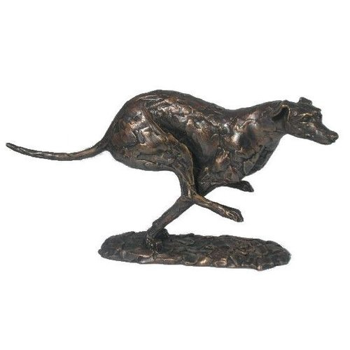 Frith Sculpture Frith Greyhound Running: PJ023