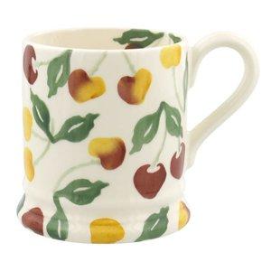 Emma Bridgewater Bridgewater 1/2 Pint Mug - Summer Cherries