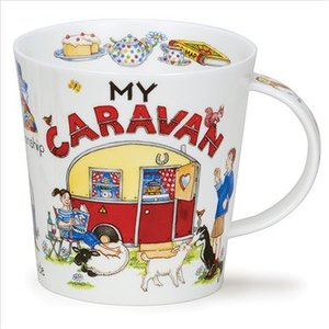 Dunoon Cairngorm My Caravan Mug