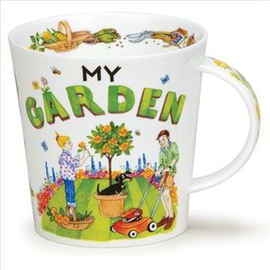 Dunoon Cairngorm My Garden Mug