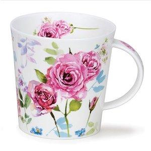 Dunoon Dunoon Cairngorm Country Garden Mug - Rose