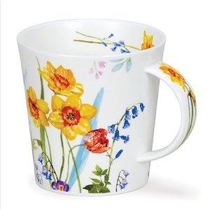Dunoon Dunoon Cairngorm Country Garden Mug - Daffodil