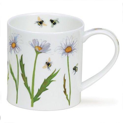 Dunoon Dunoon Orkney Meadow Mug - Daisy
