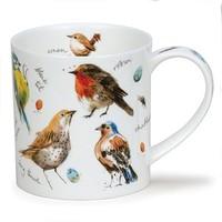 Orkney Garden Birds Mug