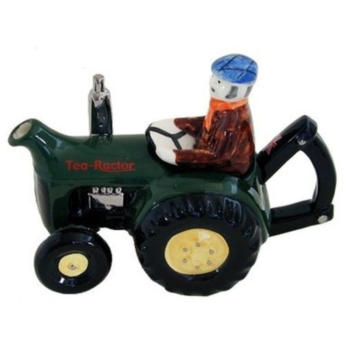 Carters of Suffolk Tony Carter Tractor Teapot