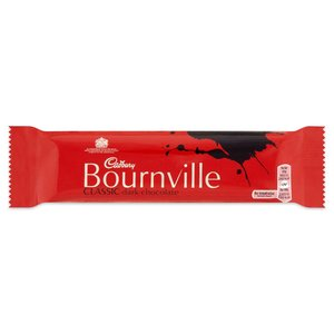 Cadbury Cadbury Bournville Dark Chocolate Bar
