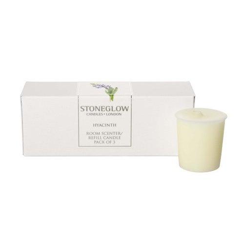 Stoneglow Stoneglow Hyacinth Refill Candles