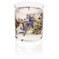 Stoneglow Hyacinth Natural Wax Tumbler