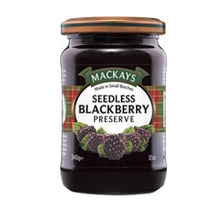 MacKays Mackays Seedless Blackberry Preserve