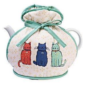 Ulster Weavers Ulster Weavers Cat Walk Muff Tea Cosy