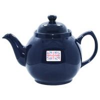 Cobalt Blue Betty 8 Cup Teapot